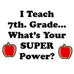I Teach 7th. Grade