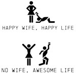 No Wife, Awesome Life