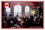 Canada Sesquicentennial Poster