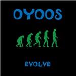 OYOOS Kids Evolve design
