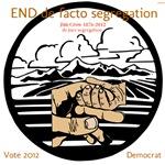 OYOOS Political de facto segregation design