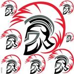 OYOOS Gladiator Helmet design