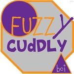 OYOOS Fuzzy Cuddly Boi design