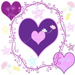 OYOOS Cutie Heart design