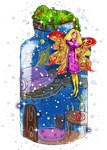 Molly Mason Jar Fairy
