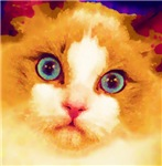 Ragdoll Eyes #2 (Watercolor)