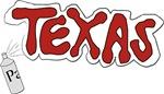 Sprayed Texas