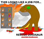 Rescue Dinosaur