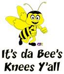 It's da Bee's Knees