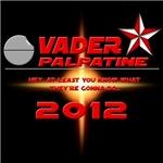 Vader 2012 Campaign