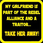 Rebel Alliance Traitor - GF