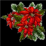SPARKLING POINSETTIAS (gifts)