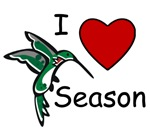 Hummingbird Season