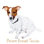 Parson Russell Painting