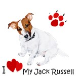 I Love, Heart My JRT