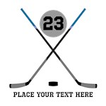 Ice Hockey Personalized