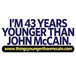 43 Years Younger...