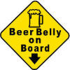 Beer Belly on Board