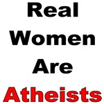 Real Women Are Atheists
