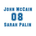 McCain Palin 08 Collegiate Collection