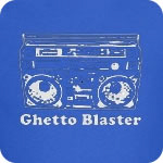 Ghetto Blaster T-Shirt