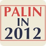 Palin in 2012 T-Shirt