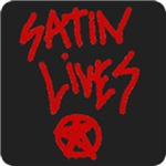 Satin Lives T Shirt