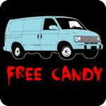 Free Candy Van T-Shirt