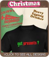 Christmas (X-Mas) T-Shirts