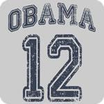 Vintage Obama 2012 T-Shirt