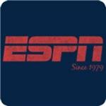 Vintage ESPN TV Logo T-Shirt