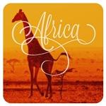 Africa Girafe
