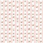 Vintage Roses Pattern Pink