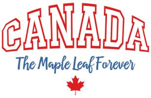 Canada Maple Leaf Forever