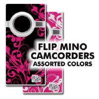 Flip Camcorders in Assorted Colors!