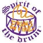 DRUMS ON FIRE™