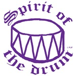 SPIRIT OF THE DRUM™; NOT WALL STREET™