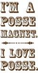 Posse Magnet