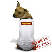 Yes, we have dog clothing...