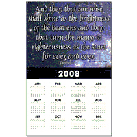 Messianic Calendars