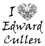 I heart Edward Cullen