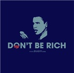 Don't Be Rich