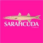 Lipstick Sarahcuda in Hot Pink