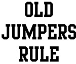 Old Jumpers Rule