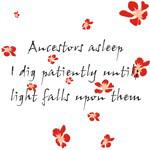 Genealogy Haiku Blossoms