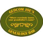 GEDCOM Joe's Genealogy Bar