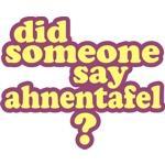 Did Someone Say Ahnentafel?
