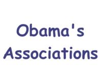 Obama's Associations