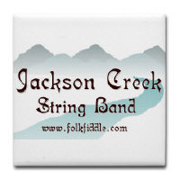 Jackson Creek String Band Items!!!