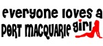 Everybody loves a Port Macquarie girl